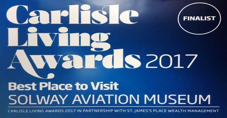 Carlisle Living Awards 2017 Finalist